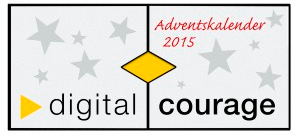 Digitalcourage.de Adventskalender 2015 Logo