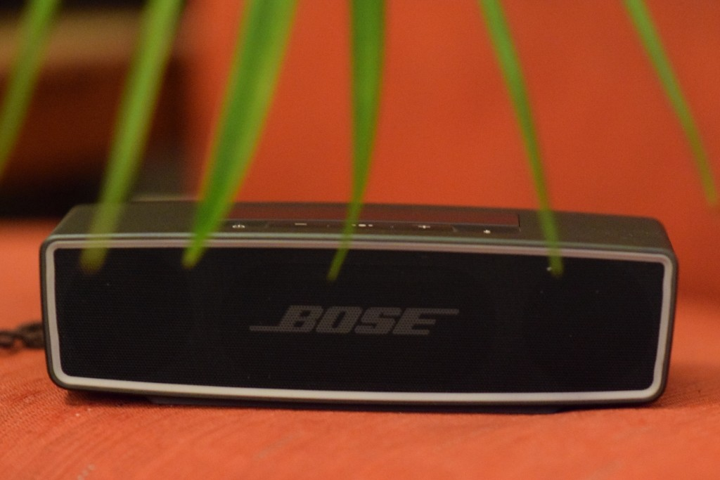 Bose SoundLink Mini II Frontansicht