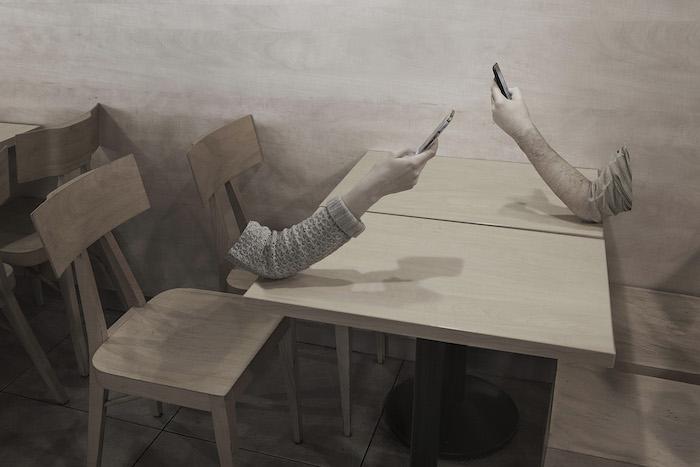 Bild 1 der Fotoserie zu Onlinesucht von Kamil Kotarba