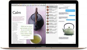 Applewerbung zu SplitView Funktionalität