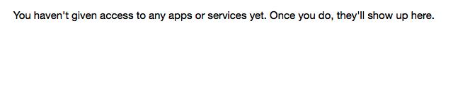 Keine Berechtigungen im Microsoft-Konto.